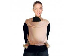 BB-TAI šátek na nošení dětí col. 996 delicate pink