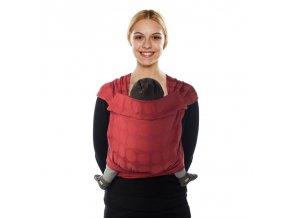 BB-TAI šátek na nošení dětí col. 924 red chili