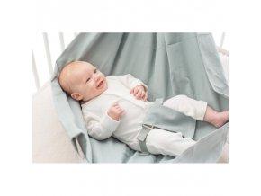 Baby Hammock závěsné houpací lůžko pro miminko col. 730 sapphire
