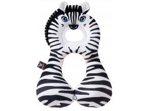 Nákrčník s opěrkou Zebra