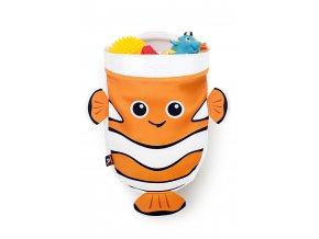 Organizér na hračky do vany
