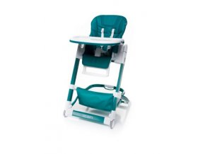Jídelní židlička ICON barva DARK TURKUS