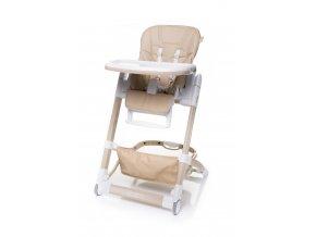 Jídelní židlička ICON barva BEIGE