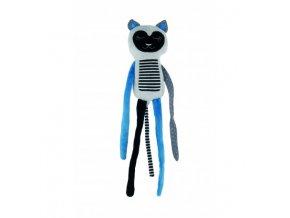 Canpol babies Plyšová hračka JUNGLE Lemur modrý