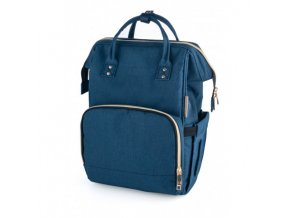 Canpol babies Přebalovací batoh LADY MUM modrý