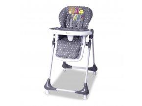 CHEF jídelní židle, baby