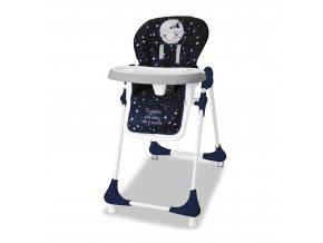 Asalvo CHEF jídelní židle, moon