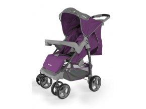 Golfový Kočárek Milly Mally VIP purple