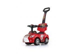 Dětské jezdítko 2v1 Milly Mally Kid red