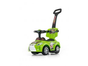 Dětské jezdítko 2v1 Milly Mally Kid green