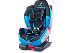 Autosedačka CARETERO Sport TurboFix blue 2016