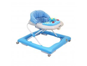 Dětské chodítko Baby Mix light blue