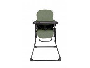 LUCKY jídelní židle, zelená