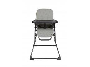 Topmark LUCKY jídelní židle, tmavě šedá
