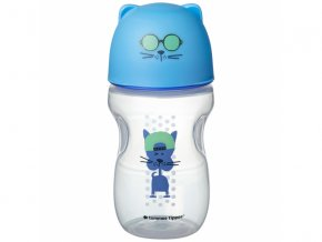 Hrnek s pítkem Soft 300ml 12m+ Blue