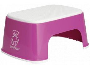 Stupátko Safe Step Pink  Babybjorn doprodej