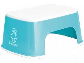 Stupátko Safe Step Turquoise  Babybjorn doprodej