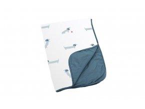 Doomoo Dream bavlněná deka, Col.DS20 75x100
