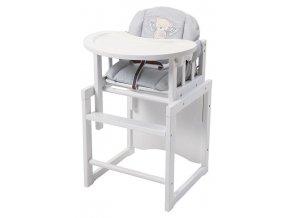 7515 Židlička se stolečkem Roba
