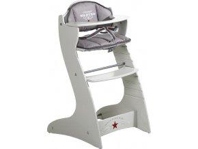 7549 Židlička Roba Rock Star Baby