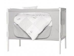 16501-7 Postýlka Roba Room s nastavitelným dnem Bed Fox&Bunny S168