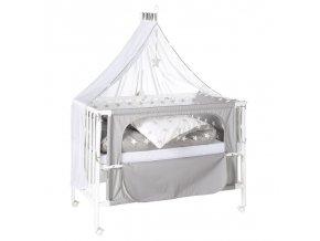 Postýlka Roba Room Bed Little Stars BIO buk V190