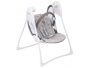 Baby Delight confetti grey