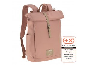 Green Label Rolltop Backpack cinnamon