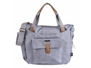 BabaBing Roma 2 přebalovací taška, Grey