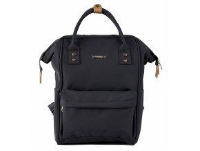 BabaBing Mani přebalovací taška/ batoh, Black