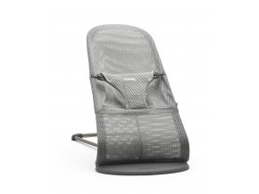 Lehátko Babybjorn Bouncer Bliss Grey mesh