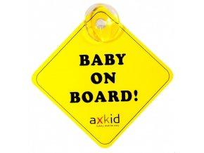 Axkid Značka Baby on board