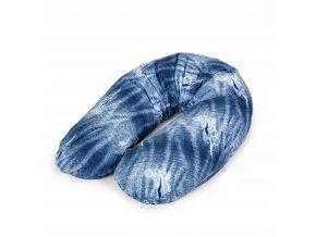 CEBA Polštář na kojení Cebuszka PHYSIO Multi Denim Style Shabby Ceba