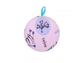 Dětská houbička na mytí Akuku pro holky