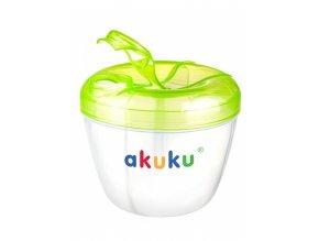 Dávkovač sušeného mléka Akuku zelený