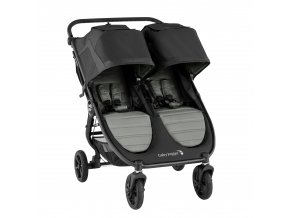 BabyJogger CITY MINI GT 2 DOUBLE - SLATE