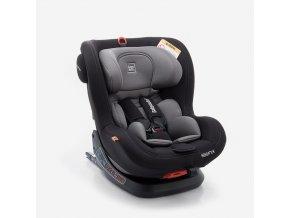 BabyAuto BIRO FIX 012 0-25kg 360° G/B