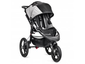 BabyJogger SUMMIT X3 SINGLE - BLACK/GRAY