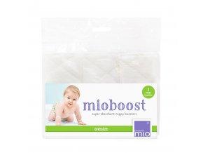 Bambino Mio absorpční vložky Mio Boost 3 ks 3 ks v balení