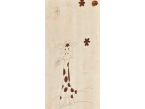 Kombinovaná skříň Faktum Makaó Vzor: žirafa