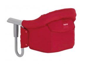 Dětská skládací židlička Inglesina Fast Varianta: Red