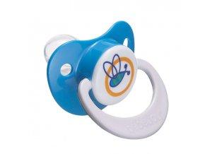 Bebe-Jou Dudlík-silikon 6+M Bébé-Jou modrý Beez