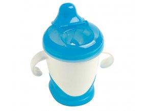 dBb Remond dBb Dětský pohárek s nekapacím pítkem, 250 ml, modrá