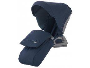 Inglesina Sportovní sedačka Imperial Blue, stříška, nánožník
