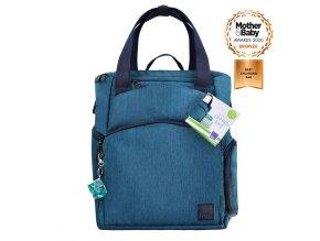 Bambino Mio Batoh přebalovací taška modrá