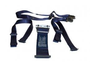 Inglesina  Pásy na Magnum/Sportovní sedačku Barva: Modrá