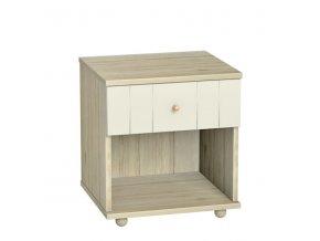 Noční stolek Faktum Kamilla Toscana