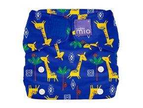 Bambino Mio Miosolo látková plenka all in one Giraffe Jamboree
