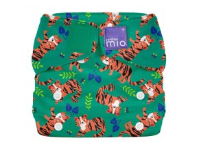 Bambino Mio Miosolo látková plenka all in one Tiger Tango