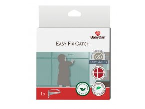 Baby Dan BabyDan univerzální uzávěr lepící Easy Fix Catch, BIO